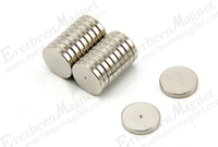 high quality small flat neodymium magnet