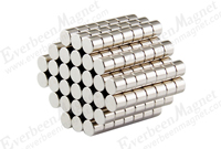 High power N50 neodymium cylinder magnet